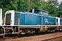 """Krupp 4356 - DB """"211 246-4"""" 04.07.1990 Kirchweyhe,Güterbahnhof [D] Andreas Kabelitz"""