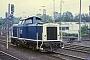 """Krupp 4356 - DB """"211 246-4"""" 06.05.1987 Osnabrück,Güterbahnhof [D] Helmut Philipp"""