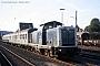"Krupp 4362 - DB ""211 252-2"" 14.07.1987 Lage(Lippe),Bahnhof [D] Stefan Motz"