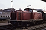 "Krupp 4366 - DB ""211 256-3"" 01.09.1988 Wilhelmshaven,Hauptbahnhof [D] Gerd Hahn"