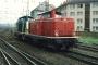 """Krupp 4367 - DB """"211 257-1"""" 14.04.1993 Osnabrück,Hauptbahnhof [D] Date Jan de Vries"""