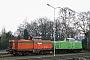 """Krupp 4371 - On Rail """"07"""" 12.02.1998 - Moers, NIAGIngmar Weidig"""
