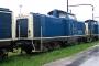 """Krupp 4372 - ŽFBH """"211 262-1"""" 30.08.2006 Rajlovac,Bahnbetriebswerk [BIH] Karl Arne Richter"""