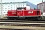 """Krupp 4373 - SLB """"V 83"""" 31.03.2011 Salzburg [A] Kurt Sattig"""