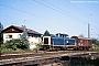 """Krupp 4378 - DB """"211 268-8"""" 31.08.1987 Brannenburg [D] Stefan Motz"""