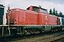 """Krupp 4380 - DB """"211 270-4"""" 04.07.1990 Kirchweyhe,Güterbahnhof [D] Andreas Kabelitz"""