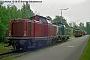 """Krupp 4380 - DB """"211 270-4"""" 12.08.1987 Bremen-Sebaldsbrück,Ausbesserungswerk [D] Norbert Schmitz"""
