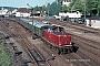 """Krupp 4381 - DB """"211 271-2"""" 16.05.1980 Gummersbach [D] Axel Johanßen"""