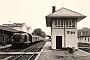 """Krupp 4383 - DB """"211 273-8"""" 03.08.1976 Olpe(Biggesee),Bahnhof [D] Michael Vogel"""