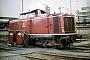 """MaK 1000019 - DB """"211 007-0"""" 16.06.1980 - Oldenburg, BetriebswerkUlrich Hinrichsmeyer"""