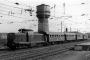 """MaK 1000020 - DB """"V 100 1001"""" 05.1967 Münster,Hauptbahnhof [D] Peter Große"""