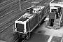 """MaK 1000022 - DB """"211 003-9"""" 11.09.1980 Oldenburg,Bahnbetriebswerk [D] Dietrich Bothe"""