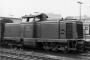 """MaK 1000023 - DB """"V 100 1004"""" 07.1965 Münster,Hauptbahnhof [D] Peter Große"""