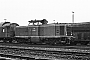 "MaK 1000024 - DB ""211 005-4"" 17.08.1974 Emden,Hauptbahnhof [D] Helmut Philipp"