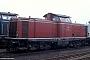"MaK 1000039 - DB ""211 021-1"" 18.07.1982 Nürnberg,BahnbetriebswerkHbf [D] Martin Welzel"