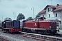 """MaK 1000040 - DB """"211 022-9"""" 07.07.1993 - EbermannstadtBernd Kittler"""