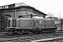"MaK 1000072 - DB ""211 054-2"" 04.10.1970 - Hamburg-Altona, BahnbetriebswerkHelmut Philipp"