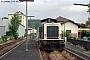 """MaK 1000074 - DB """"211 056-7"""" 27.07.1993 Ebern,Bahnhof [D] Norbert Schmitz"""