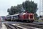 """MaK 1000085 - DB """"211 067-4"""" 18.09.1986 - Schloß NeuhausDietrich Bothe"""