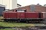 "MaK 1000092 - DB ""211 074-0"" 10.06.1980 - Limburg, BahnbetriebswerkMartin Welzel"