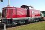 """MaK 1000097 - Redler """"Lok 7"""" __.__.2015 - Sangerhausen-Oberr�blingenAndreas Nöding"""