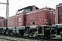"""MaK 1000103 - DB """"211 085-6"""" 15.04.1989 Heilbronn,Bahnbetriebswerk [D] Ernst Lauer"""