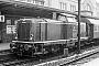 """MaK 1000108 - DB """"211 090-6"""" 16.04.1983 - Bielefeld, BahnbetriebswerkHelmut Philipp"""