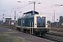 "MaK 1000120 - DB ""211 102-9"" 20.09.1979 - Krefeld, HauptbahnhofMartin Welzel"