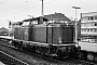 """MaK 1000120 - DB """"211 102-9"""" 20.04.1975 - Hamburg-Altona, BahnhofKlaus Görs"""