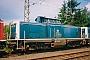 """MaK 1000122 - DB """"211 104-5"""" 04.07.1990 - Kirchweyhe, GüterbahnhofAndreas Kabelitz"""