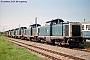 """MaK 1000130 - DB """"211 112-8"""" 29.07.1988 - AugsburgNorbert Schmitz"""