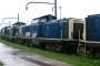 "MaK 1000133 - ŽFBH ""212 003-8"" 30.08.2006 - Rajlovac, BahnbetriebswerkKarl Arne Richter"