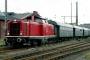 """MaK 1000137 - DB AG """"212 007-9"""" 19.08.2000 - Siegen, Südwestfälisches EisenbahnmuseumFrank Becher"""