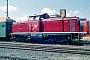 "MaK 1000137 - DB AG ""212 007-9"" 30.04.2000 - DresdenErnst Lauer"