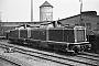 "MaK 1000137 - DB ""V 100 2007"" 10.06.1962 - Bremen, Bahnbetriebswerk HbfWolfgang Illenseer"
