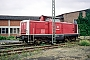 "MaK 1000138 - DB AG ""212 008-7"" 29.08.1998 Hildesheim [D] Ernst Lauer"