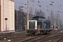 """MaK 1000138 - DB """"212 008-7"""" 20.11.1989 Braunschweig,Hauptbahnhof [D] Andreas Schmidt"""