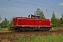 """MaK 1000139 - Privat """"212 009-5"""" 07.05.2009 - Berlin Karow OstSebastian Schrader"""