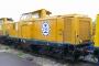 """MaK 1000144 - TSO """"AT3 ATA 0763"""" 08.05.2006 - Vaires sur MarnePatrick Sambourg"""