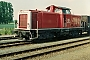 "MaK 1000147 - DB ""212 017-8"" 09.1992 Pocking,Bahnhof [D] Michael Bauer"