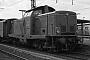 "MaK 1000150 - DB ""212 020-2"" 27.02.1978 Herford,Bahnhof [D] Dietrich Bothe"