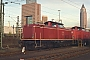 "MaK 1000159 - DB Cargo ""212 023-6"" 28.11.2001 Frankfurt (Main) [D] Marvin Fries"