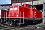 """MaK 1000160 - DB AG """"212 024-4"""" 31.05.1998 Darmstadt,Bahnbetriebswerk [D] Ernst Lauer"""