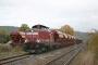 """MaK 1000160 - EBW """"212 024-4"""" 24.10.2006 - Sarnau, BahnhofMartin Ritter"""