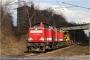 """MaK 1000160 - DB Services """"212 024-4"""" 03.03.2008 - Bottrop SüdRainer Nörenberg"""