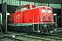 "MaK 1000160 - DB AG ""212 024-4"" 31.05.1998 Darmstadt,Bahnbetriebswerk [D] Kurt Sattig"