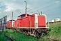 """MaK 1000161 - DB AG """"212 025-1"""" 01.10.2001 - Gießen, BahnbetriebswerkErnst Lauer"""