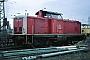 """MaK 1000161 - DB AG """"212 025-1"""" 28.12.1997 - DarmstadtErnst Lauer"""