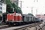 """MaK 1000161 - DB """"212 025-1"""" 15.07.1981 - KoblenzHelge Deutgen"""