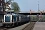 """MaK 1000163 - DB """"212 027-7"""" 16.05.1980 - LübeckHelge Deutgen"""